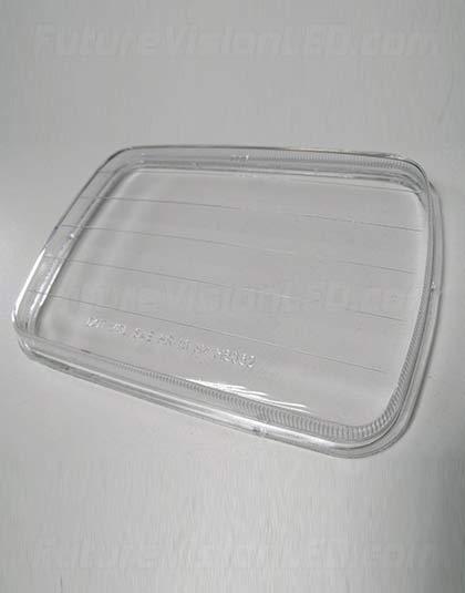 200mm-5x7-clear-headlight-glass-lens-dot-sae