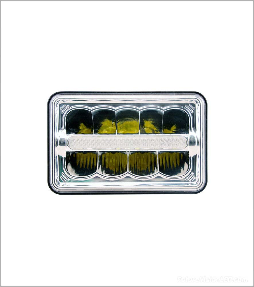 4 X 6 Low High Led Headlight H6545 Wiring Diagram Store