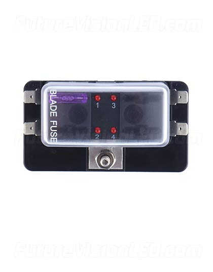 4-position-100a-fuse-panel-with-led-indicator-weather-resistant