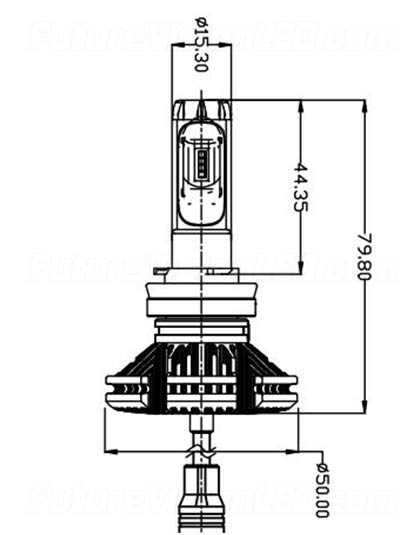 H11 Bulb Diagram Block And Schematic Diagrams