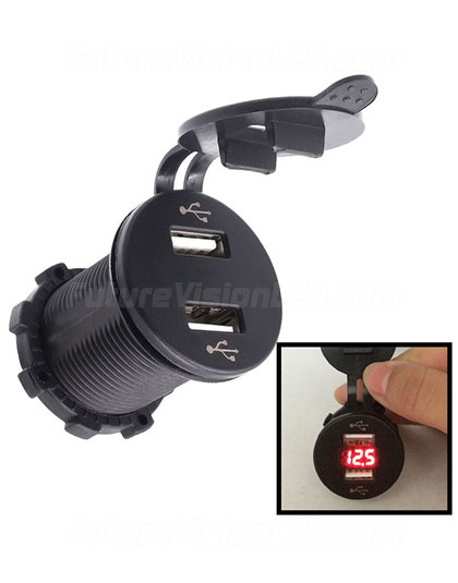 4.2-amp-surface-mount-dual-port-usb-power-charger-with-voltmeter